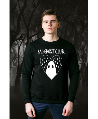 Свитшот унисекс Sad Ghost Club (2)