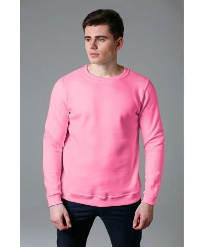 Свитшот розовый XL
