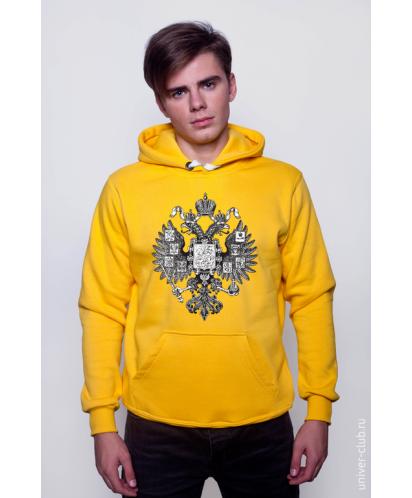 Толстовка с гербом Российской империи