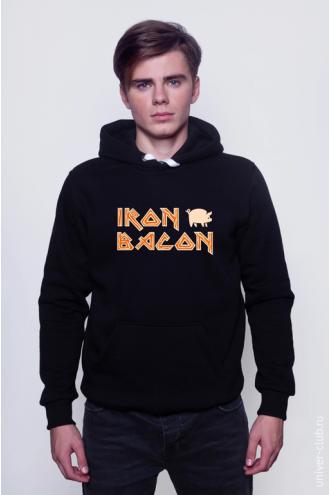 Толстовка Iron Bacon