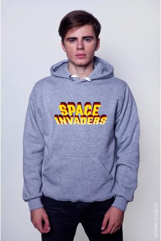 Толстовка Space Invaders