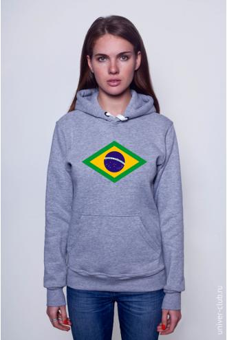Толстовка Brazil