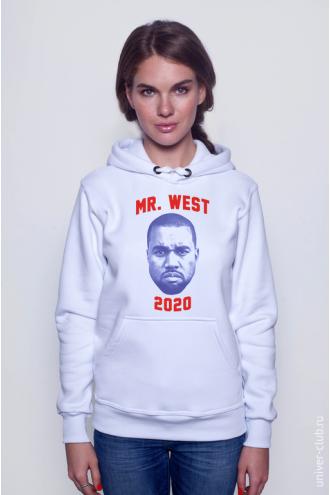 Толстовка Mr. West