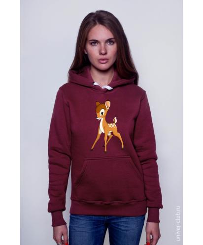 Толстовка Bambi