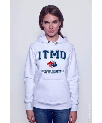 Толстовка института холода и биотехнологий ИТМО