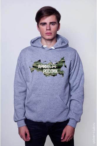 Толстовка «Армия России» (2)