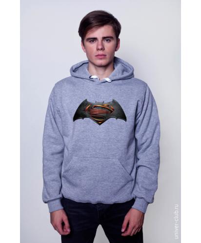 Толстовка «Бэтмен против Супермена» (2)