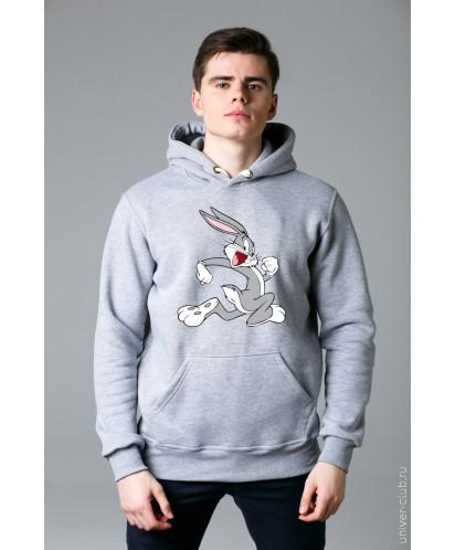 Толстовка унисекс Bugs Bunny