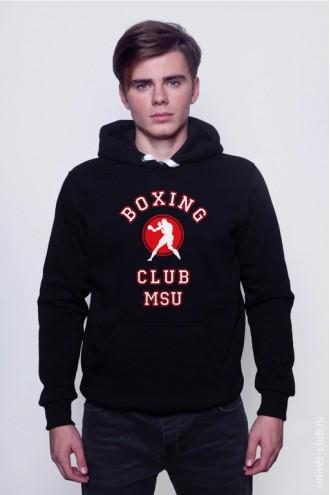Толстовка MSU Boxing Club