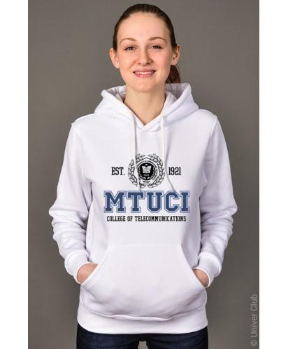 Толстовка колледжа МТУСИ