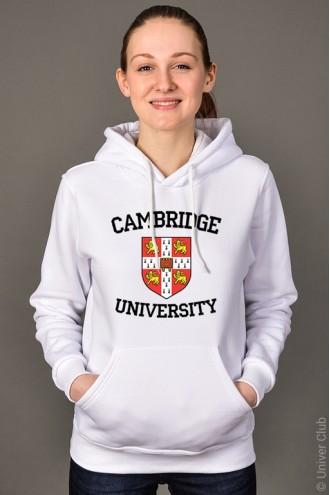 Толстовка Кембриджского университета