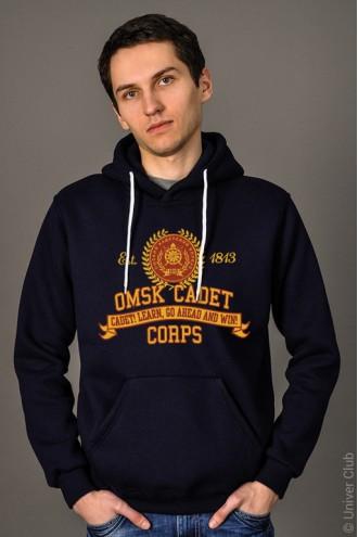 Толстовка Омского кадетского корпуса