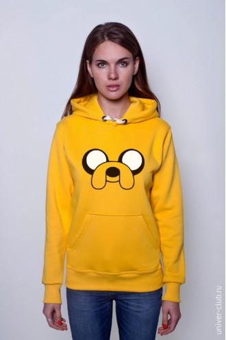 Толстовка Adventure Time