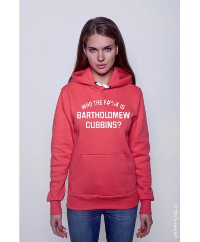Толстовка Bartholomew Cubbins