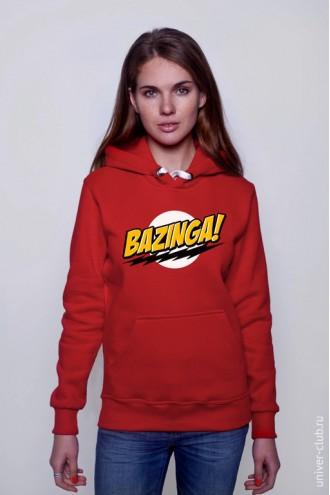 Толстовка Bazinga