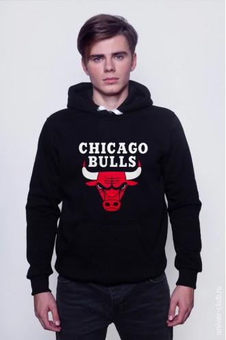 Толстовка Chicago Bulls