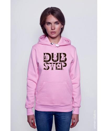Толстовка Dub Step (принт 2)