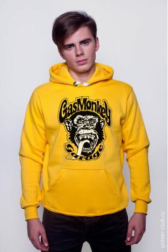 Толстовка Gas Monkey (2)