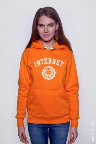 Толстовка Internet