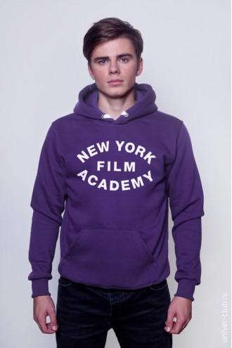 Толстовка New York Film Academy