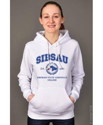 Толстовка колледжа СибГАУ