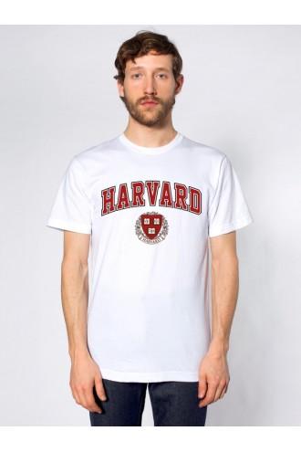 Футболка Гарвардского университета
