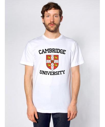 Футболка Кембриджского университета