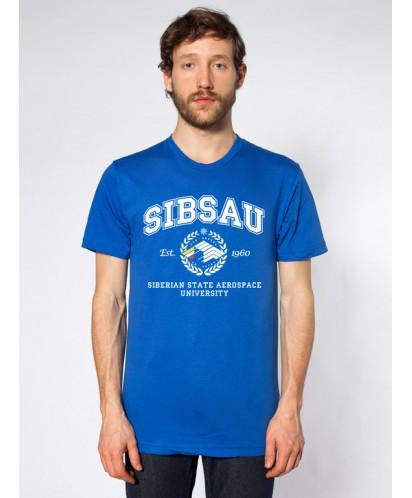 Футболка СибГАУ