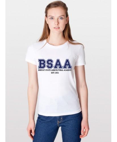 Футболка БГСХА (BSAA)