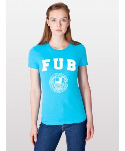Футболка FUB (Берлин)