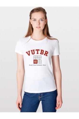 Футболка VUTBR (Брно)