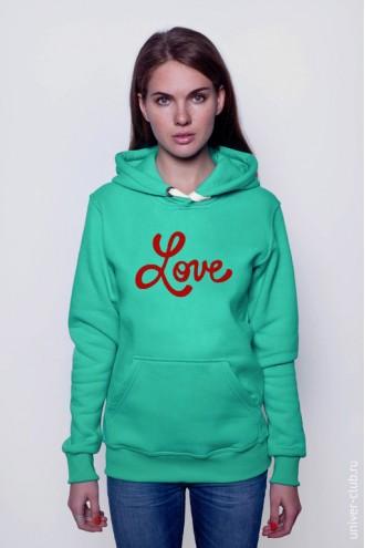 Толстовка Love