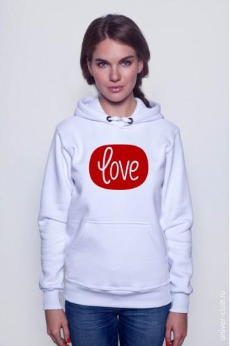 Толстовка Love (2)