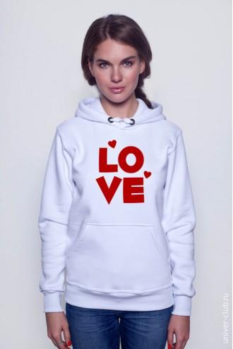 Толстовка Love (3)