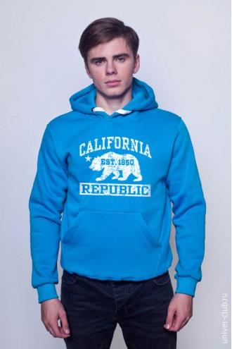 Толстовка California Repablic