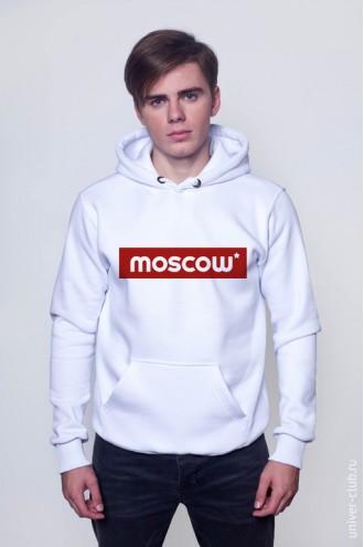 Толстовка Moscow