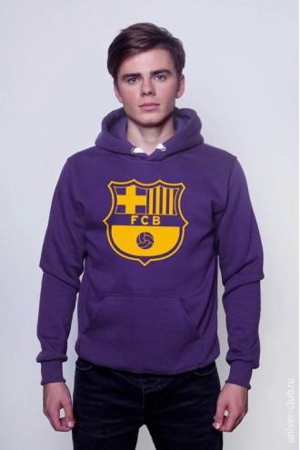 Толстовка FC Barselona (2)