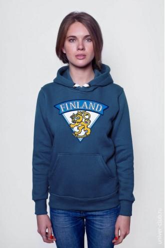 Толстовка Finnland hockey