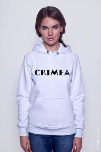 Толстовка Crimea