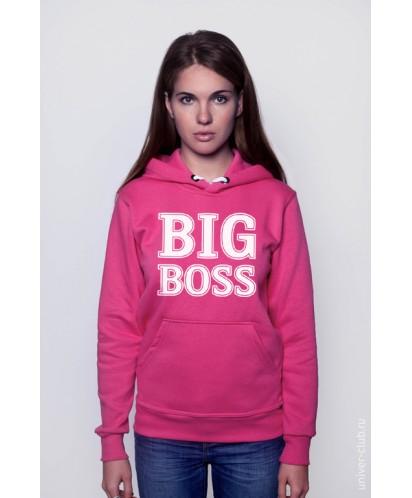 Толстовка Big Boss