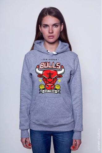 Толстовка Chicago Bulls (2)