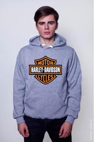 Толстовка Harley Davidson (3)