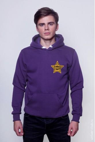 Толстовка «Шериф»