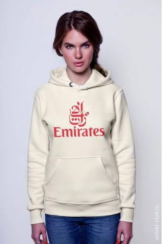 Толстовка Emirates