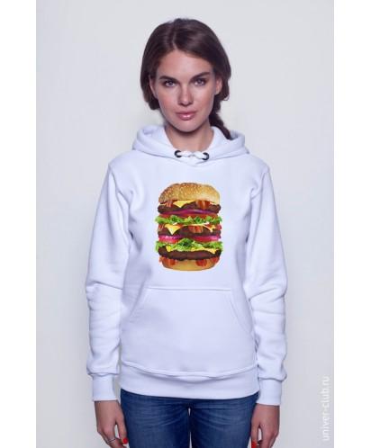 Толстовка «Бургер»