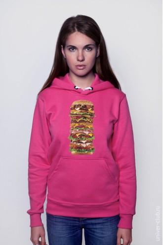 Толстовка «Бургер» (2)