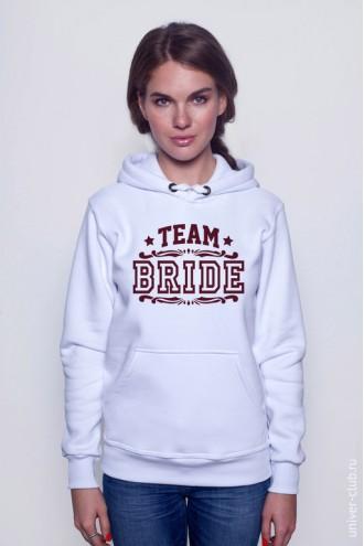 Толстовка Bride Team