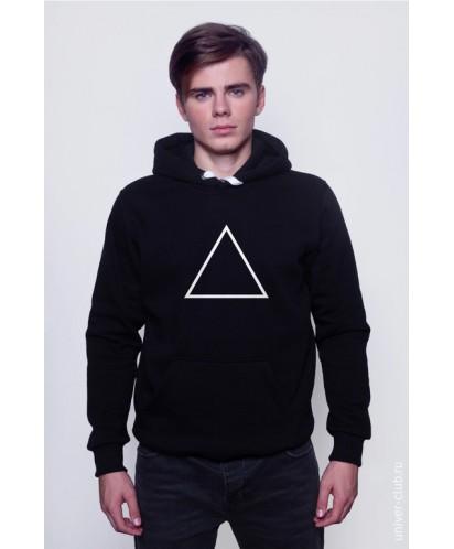 Толстовка Треугольник