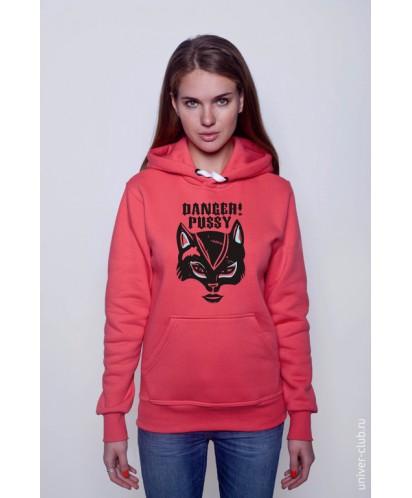 Толстовка Danger Pussy