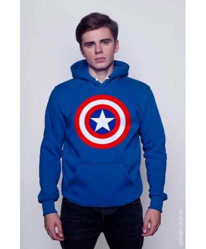 Толстовка Капитан Америка